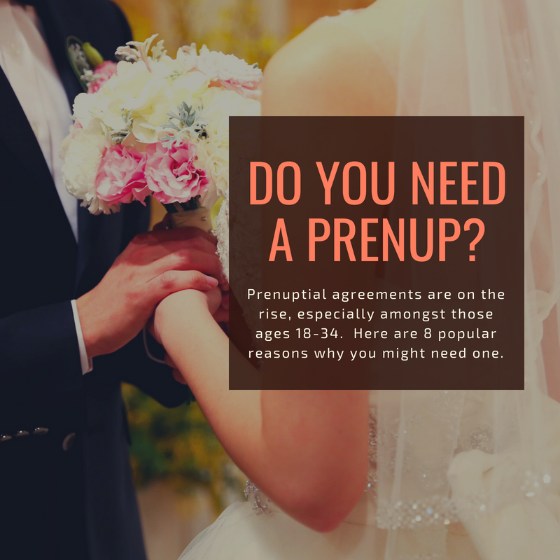 Do You Need A Prenup Emerging Wealth Rca Capital Group Llc